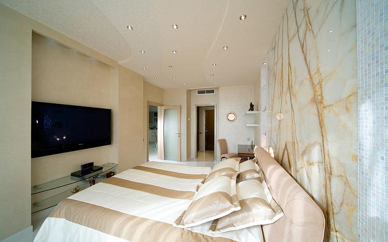 интерьер спальни - фото № 16168
