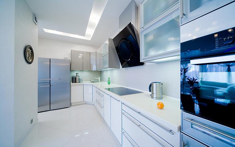 Фото № 16188 кухня  Квартира