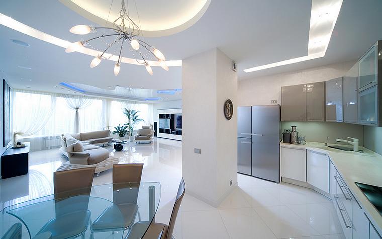 Фото № 16189 кухня  Квартира