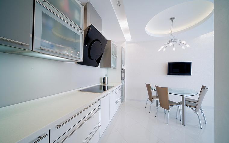 Фото № 16190 кухня  Квартира
