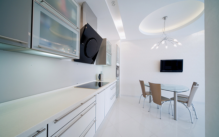 интерьер кухни - фото № 16190