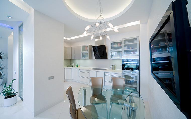 интерьер кухни - фото № 16191