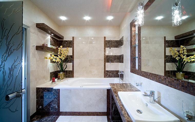 Фото № 16193 ванная  Квартира