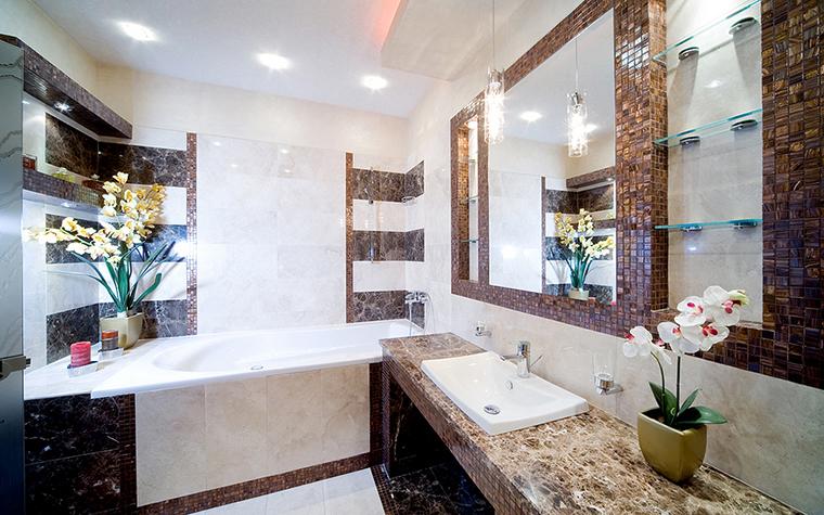 Фото № 16195 ванная  Квартира