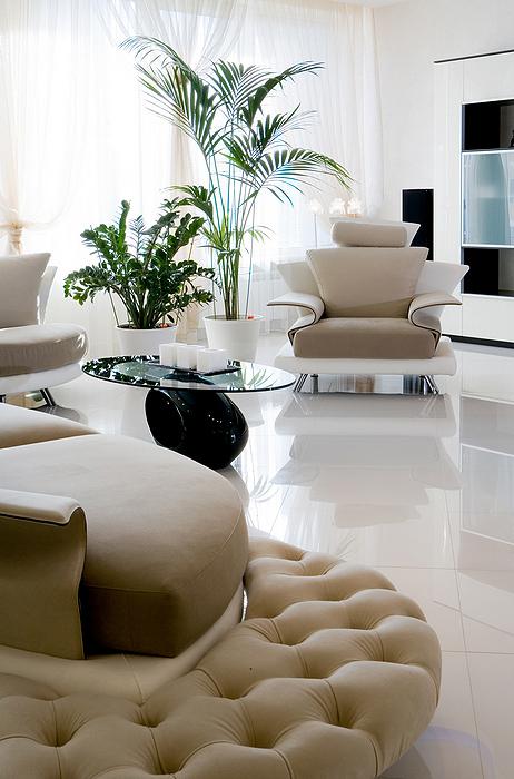 интерьер гостиной - фото № 16182
