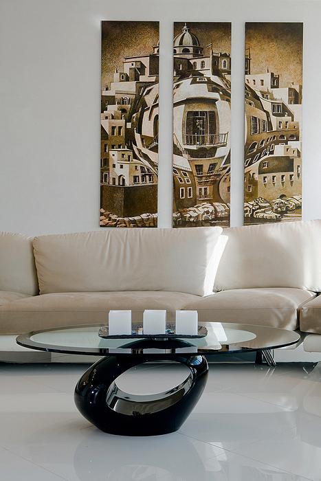интерьер гостиной - фото № 16186