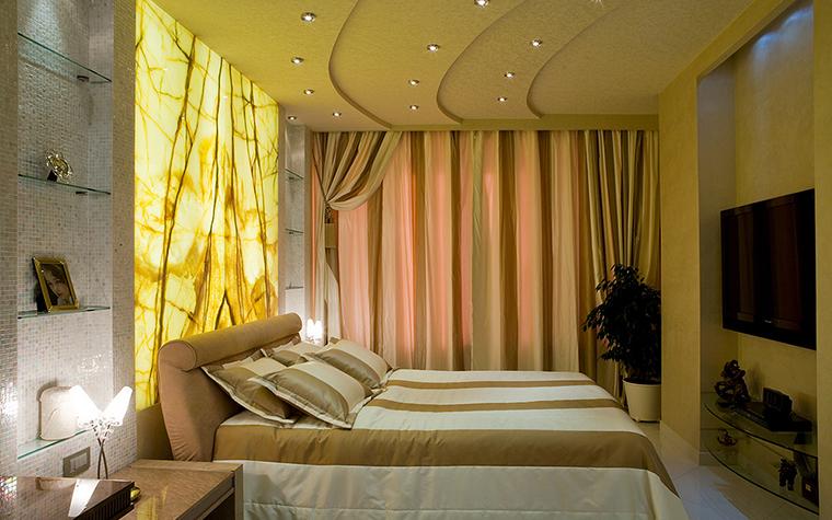 интерьер спальни - фото № 16172