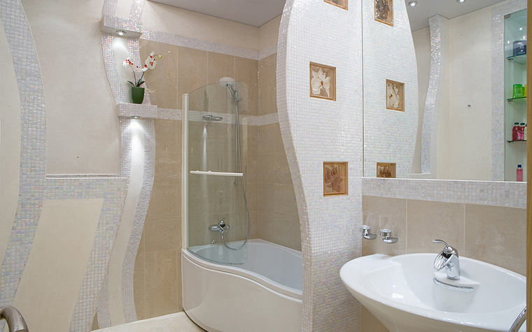 Фото № 16196 ванная  Квартира
