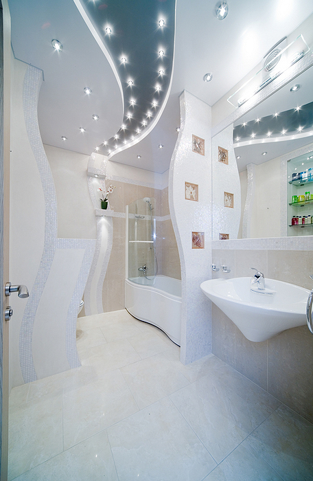 Фото № 16198 ванная  Квартира