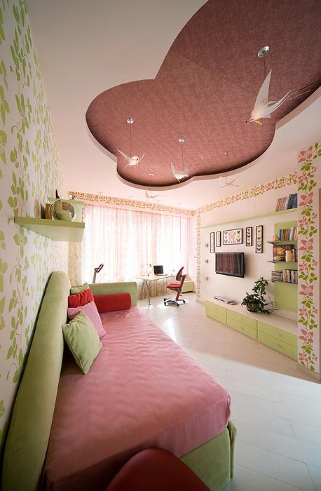 Фото № 16155 детская  Квартира