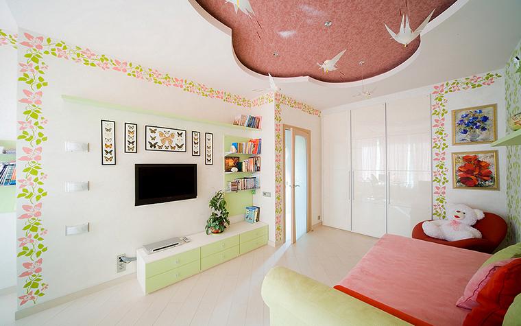 Фото № 16156 детская  Квартира
