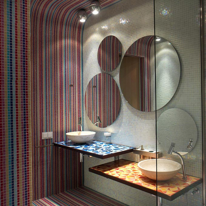 Фото № 16213 ванная  Квартира