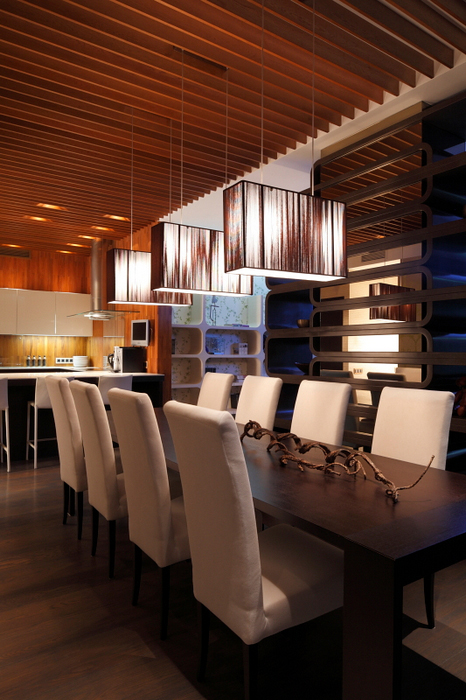 Квартира. столовая из проекта , фото №16208