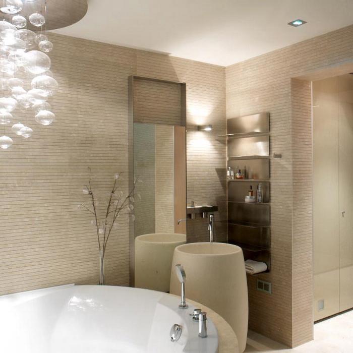 интерьер ванной - фото № 16214