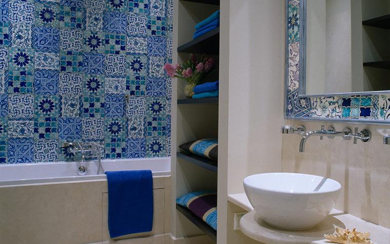 Фото № 16325 ванная  Квартира