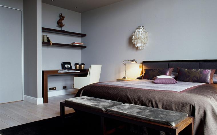 Фото № 16328 спальня  Квартира