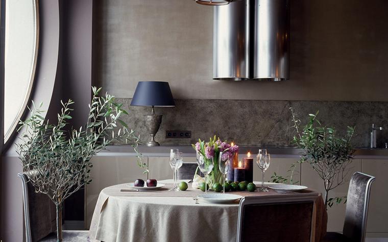 Фото № 16324 кухня  Квартира