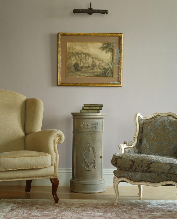интерьер гостиной - фото № 16339