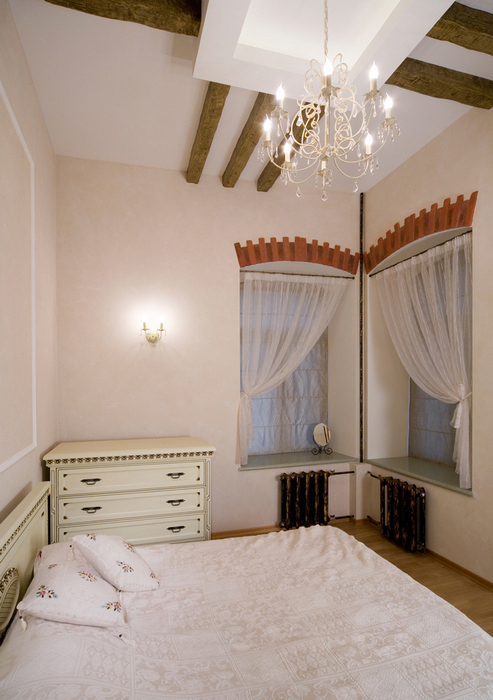 интерьер спальни - фото № 16349