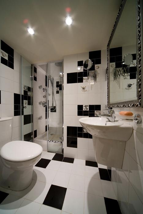 Квартира. ванная из проекта , фото №16346