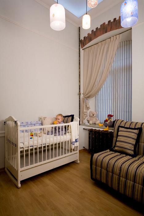 Квартира. детская из проекта , фото №16348
