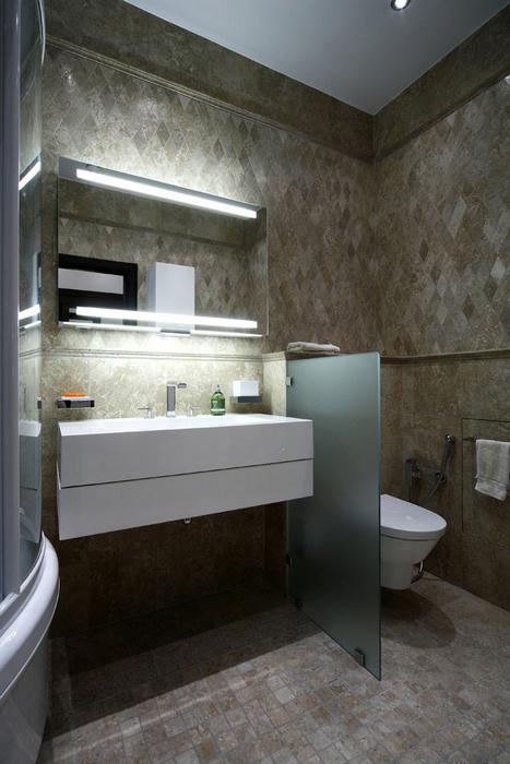 интерьер ванной - фото № 16362