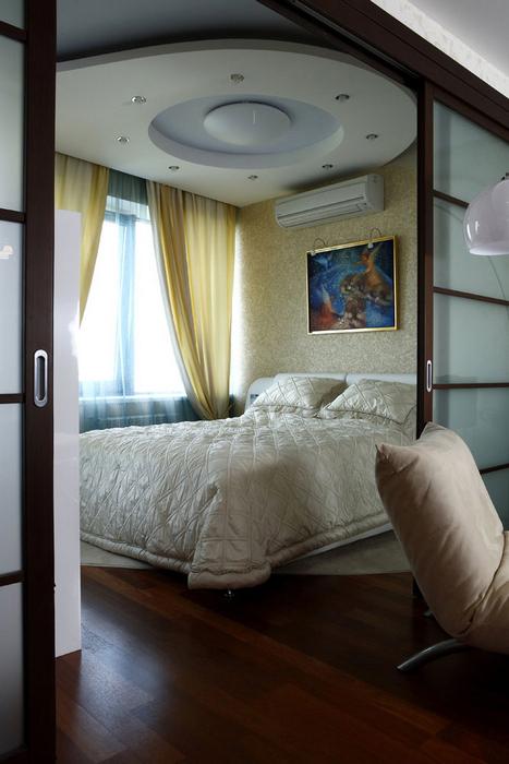 интерьер спальни - фото № 16357