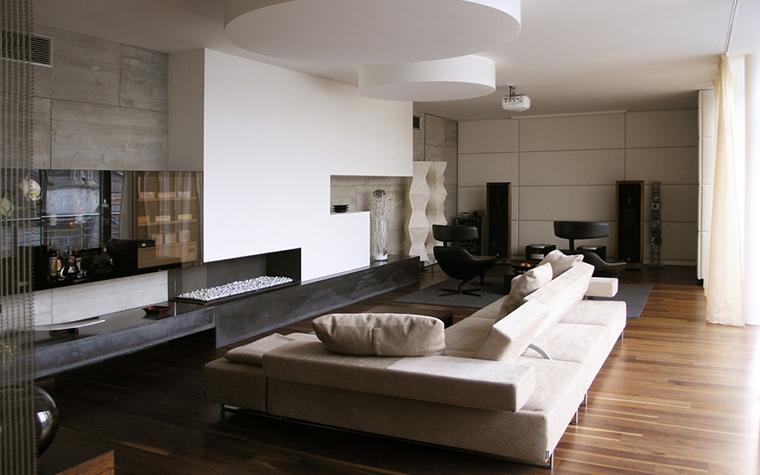 Квартира. гостиная из проекта , фото №16363
