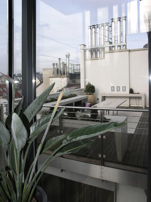 Квартира. терраса  из проекта , фото №16371