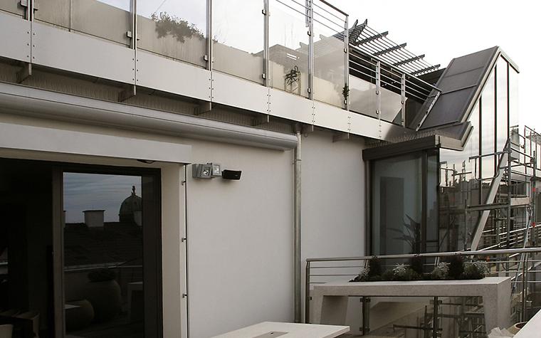 Квартира. терраса  из проекта , фото №16370