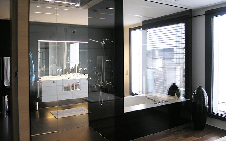 интерьер ванной - фото № 16367