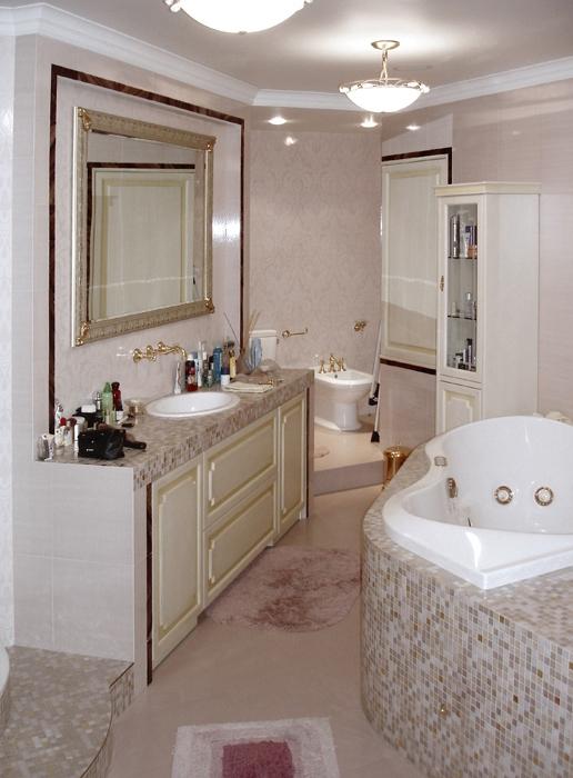 Фото № 16380 ванная  Квартира