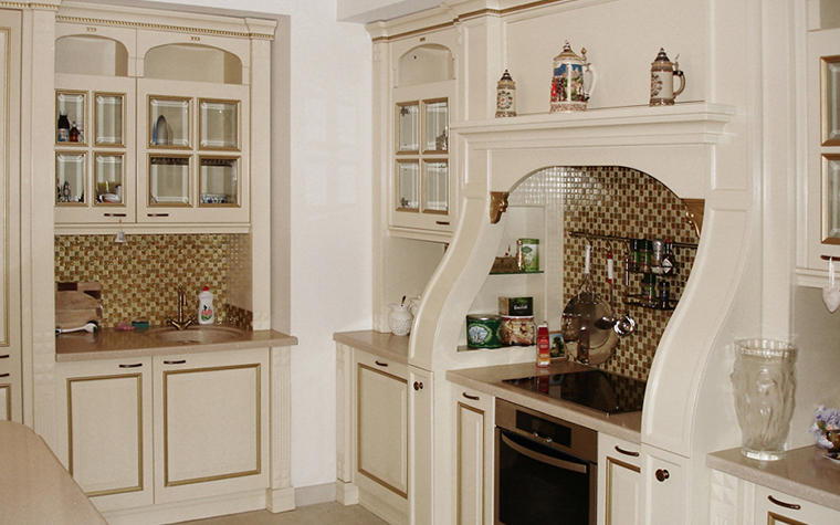 Фото № 16376 кухня  Квартира