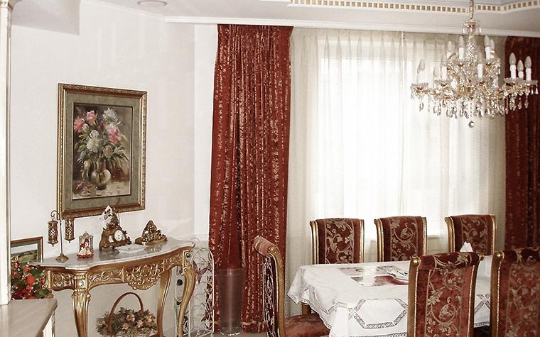 Фото № 16384 столовая  Квартира