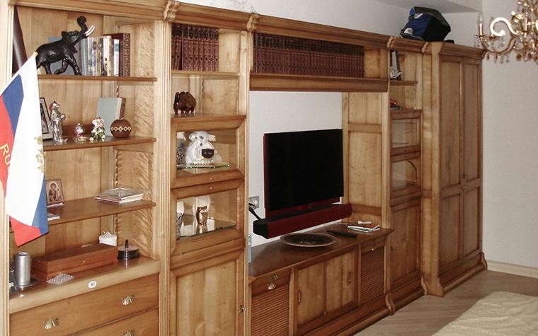 Квартира. спальня из проекта , фото №16378