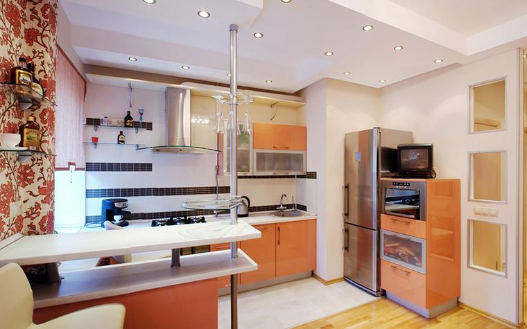 Фото № 16417 кухня  Квартира