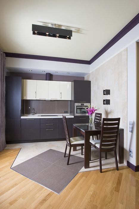 Квартира. кухня из проекта , фото №16426