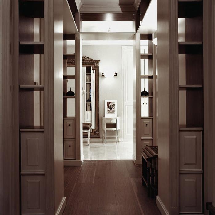 Квартира. холл из проекта , фото №16495