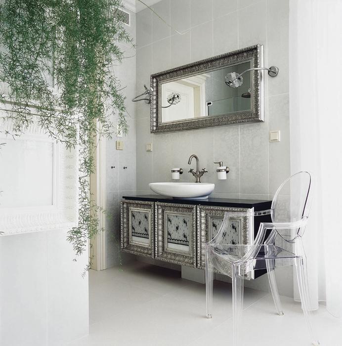 Квартира. ванная из проекта , фото №16496