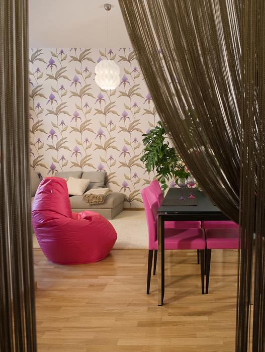 интерьер гостиной - фото № 16538
