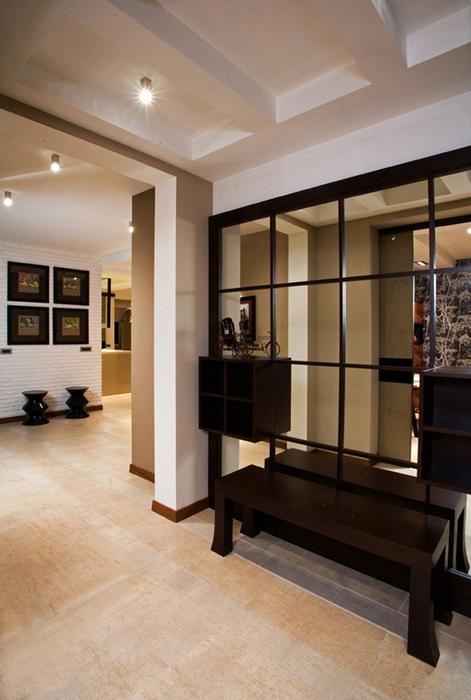 Квартира. холл из проекта , фото №16569