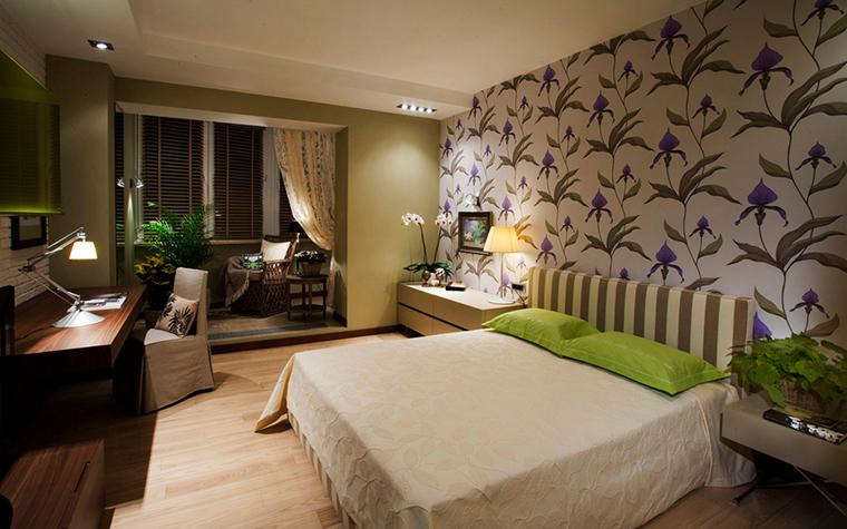 Фото № 16562 спальня  Квартира