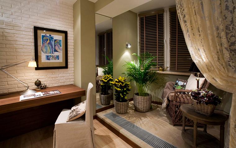 Фото № 16563 спальня  Квартира