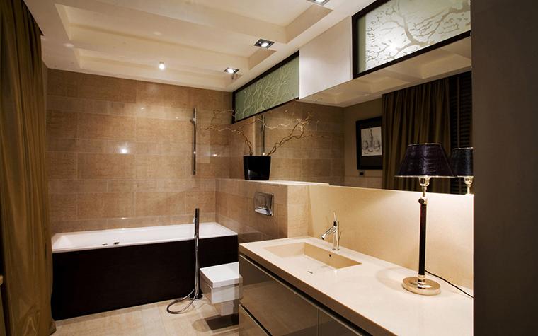 Квартира. ванная из проекта , фото №16568