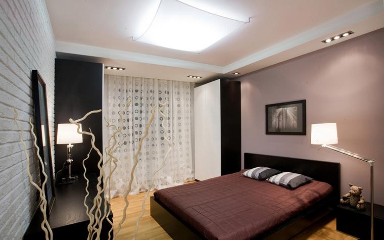 Фото № 16579 спальня  Квартира