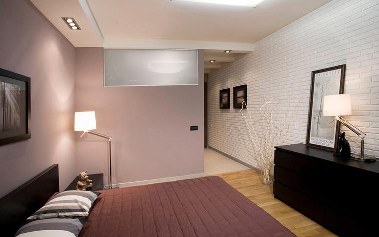 Фото № 16580 спальня  Квартира
