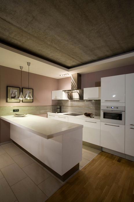 Фото № 16571 кухня  Квартира