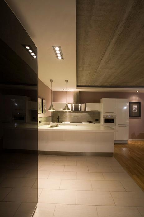 Фото № 16572 кухня  Квартира