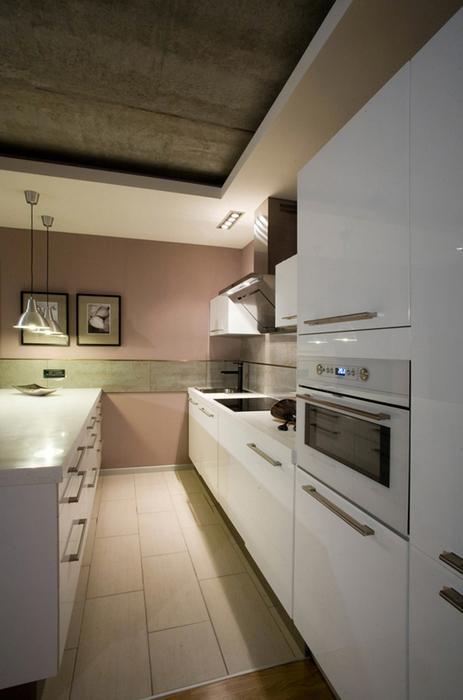 Фото № 16573 кухня  Квартира