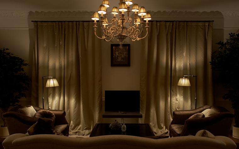 гостиная - фото № 16609